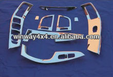 Avante MD Wooden Dashboard For Elantra 2012
