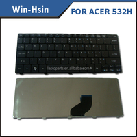replacement used keyboard for acer one 532H series brand name keyboard
