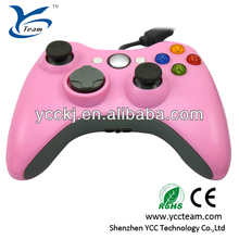 Factory price!!! joystick game controller for xbox360 wired controllers