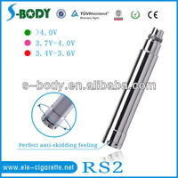 max vapor electronic cigarette rs battery stabilized output voltage 3,7 V Accept Paypal Factory Price