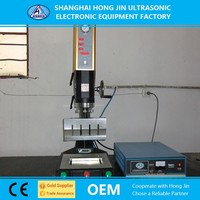 Factory Used Industrial Ultrasonic Plastic Paper Welding Machine
