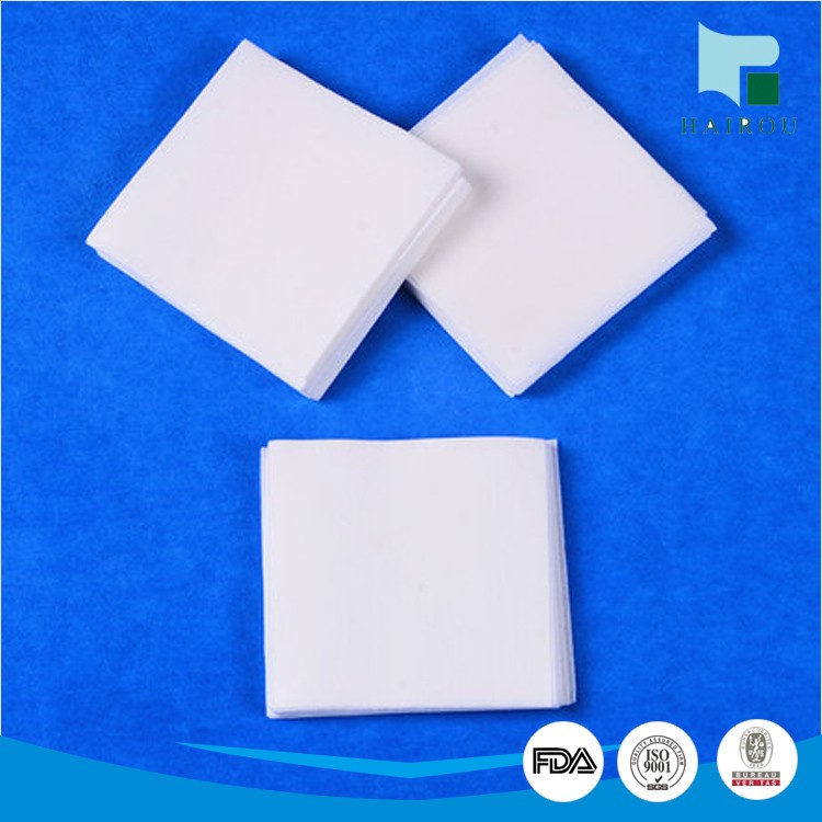 non woven eyeglass cleaning cloth