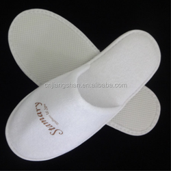Yangzhou Manufacturer supplying cheap wholesale Spa slippers