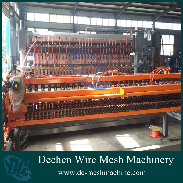 High quality pneumatic automatic steel wire mesh for reinforcement concrete manufacturing machine(factory price)