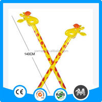 Advertising animal inflatable stick toys
