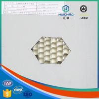 HC-Q Ultra-light easy replacement durable high strength aluminum honeycomb composite panel