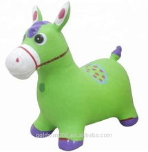Children inflatable Animal Toys Jumping Toys Colorful Animal For Kids Playing Outdoor