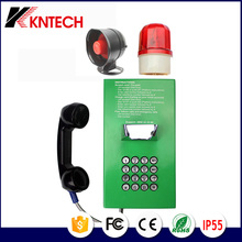 voip phone outdoor telephone set KNZD-05 elevator telephone for building