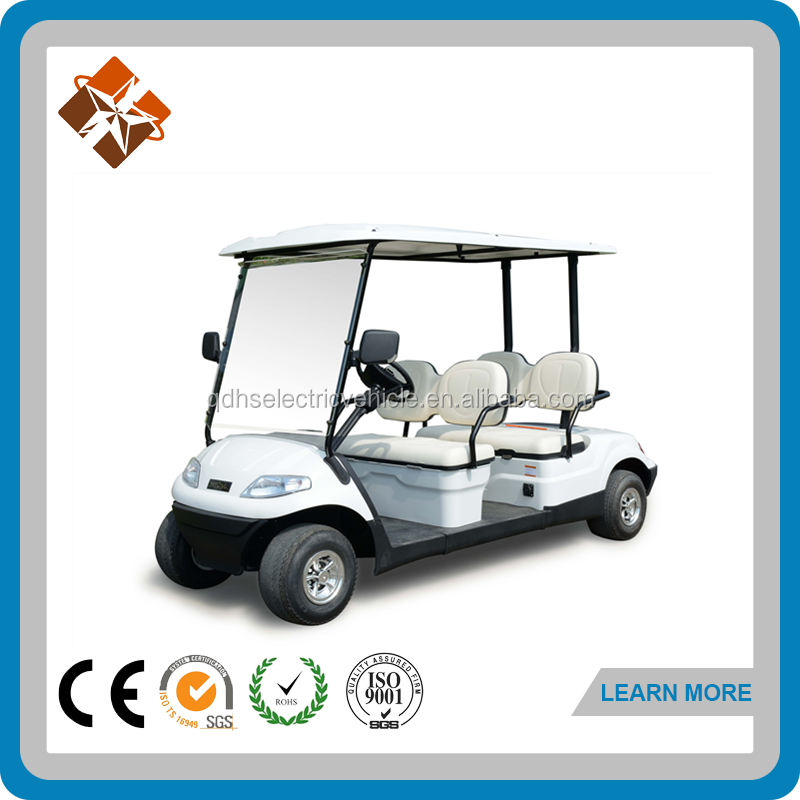 electric go cart automatic 4 seater golf cart for sale