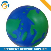 Earth Globe Stress Ball Various Sizes to Choose