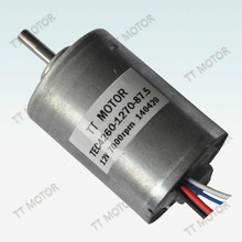 TEC4260 24v dc motor speed control brushless