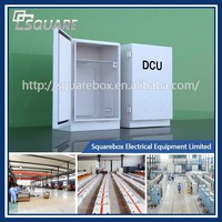 China Supplier High Quality IP66 white Aluminum Box waterproof junction box