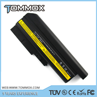 Wholesale 7800mah L40Y6795 laptop battery for lenovo IBM THINKPAD T61 T60 92p batteries