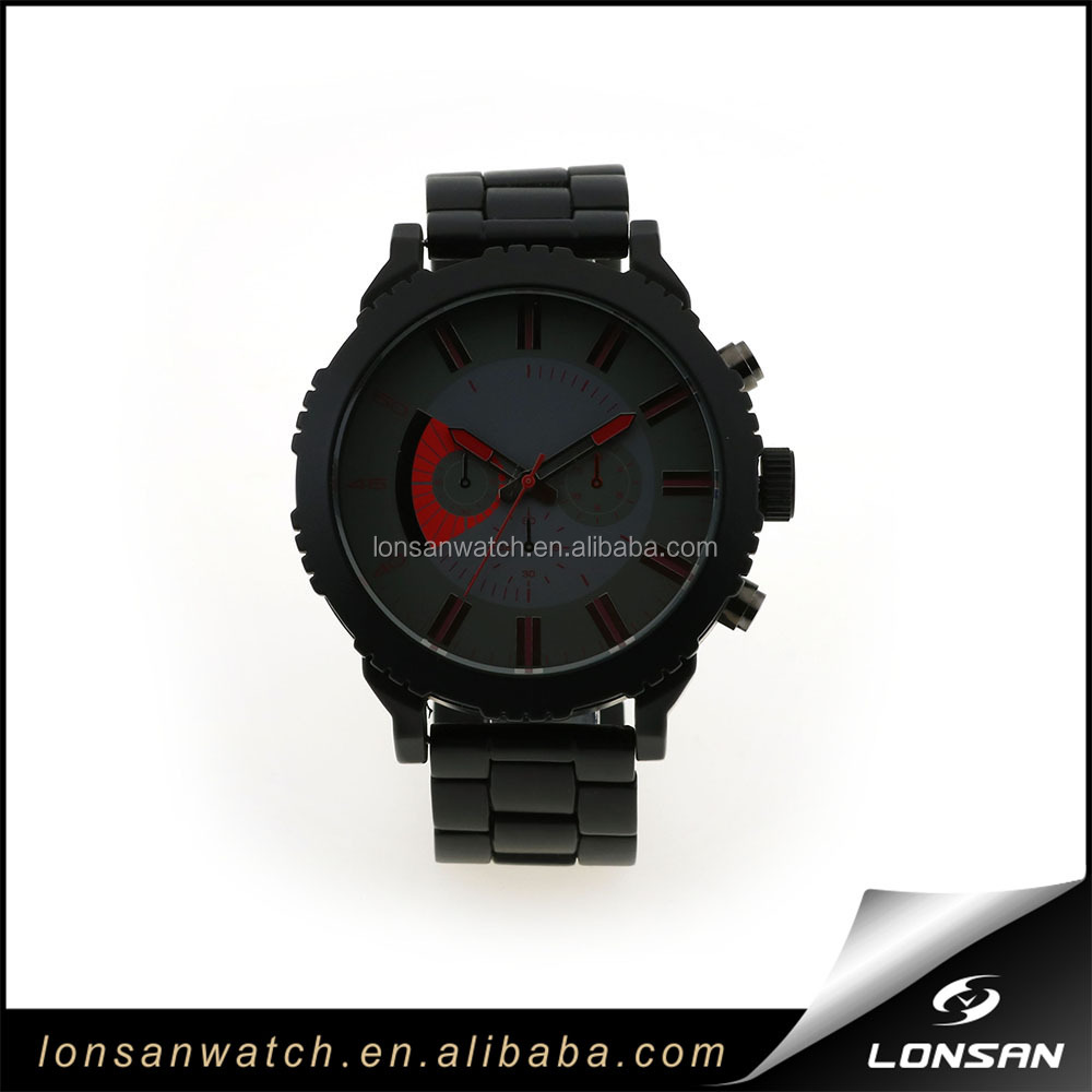 OEM Kinds of Fashion Wrist Watches for Men with Japan Batteries