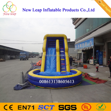 cheap inflatable swimming pool slide commercial inflatable water slide for kids