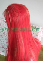 Beautiful Synthetic Wig accept escrow