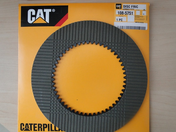 Caterpillar Genuine - SMART PERFORMATION FRICTION PLATE