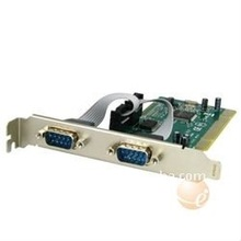 PCI 32-bit to Serial 2-Port Controller Card