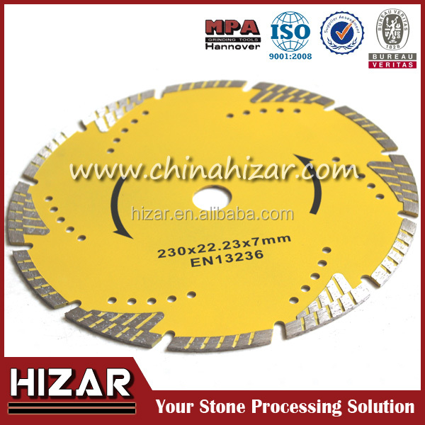 Thin Lapidary Diamond Saw Blade for agate Cutting