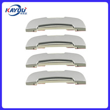 Bus handle plastic mold maker,China auto door parts two color mold