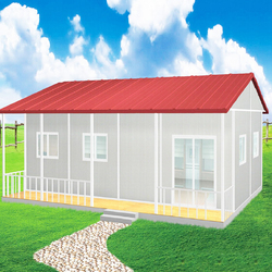 China low cost small steel prefabricated house design prefab modular mobile home