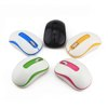 Colorful Mini Computer Accessories 2.4g USB Wireless Optical Mouse