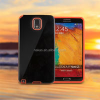 wholesale cell phone case pc and tpu material for samsung galaxy note 3 cute case for samsung galaxy tab3
