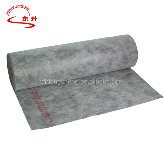 polypropylene fiber bathroom floor waterproofing material