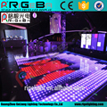 Removable led dance floor with great price