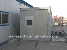 easy assemble and removable mobile container house
