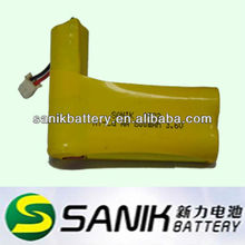 NI-CD AA 800mAh 3.6V RECHARGEBLE BATTERY PACK