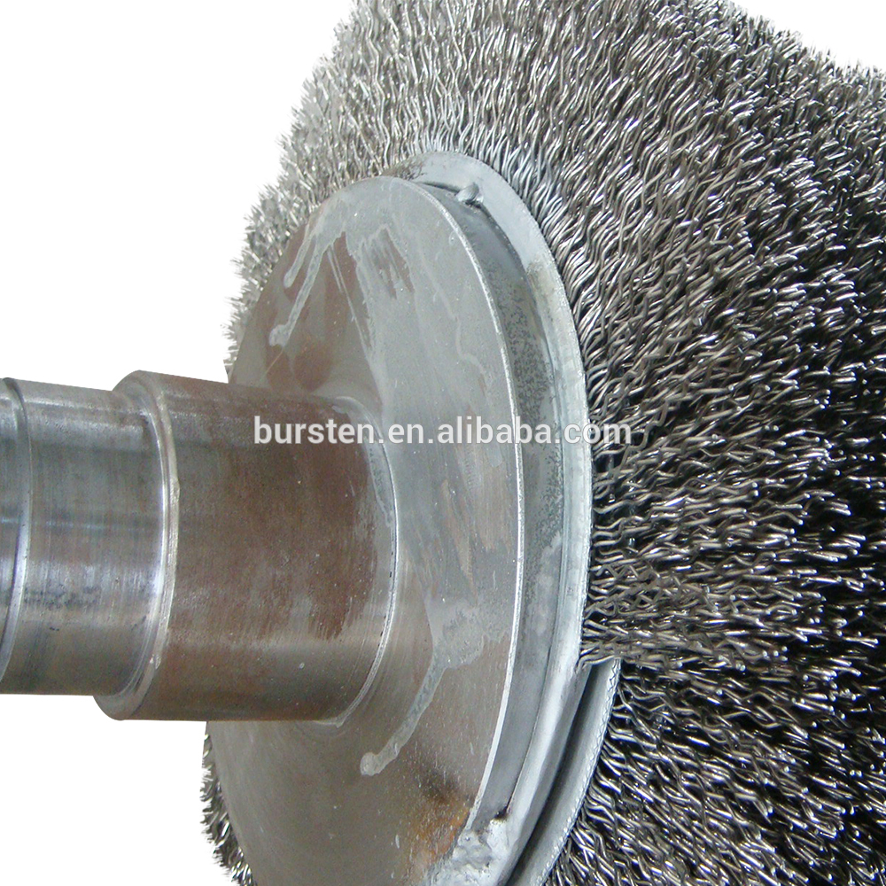 Wood Working Wire Brush Roller - Buy Spiral Brush,Steel Wire Roller ...