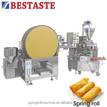 Spring roll machine ,egg roll making machine, spring roll making machine