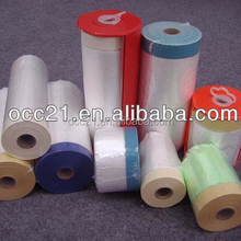 Self-Adhesive Masking Film for Plastic Sheets