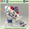 6inch hockey player movable action figure, sport action figure for promotion, custom action figure character