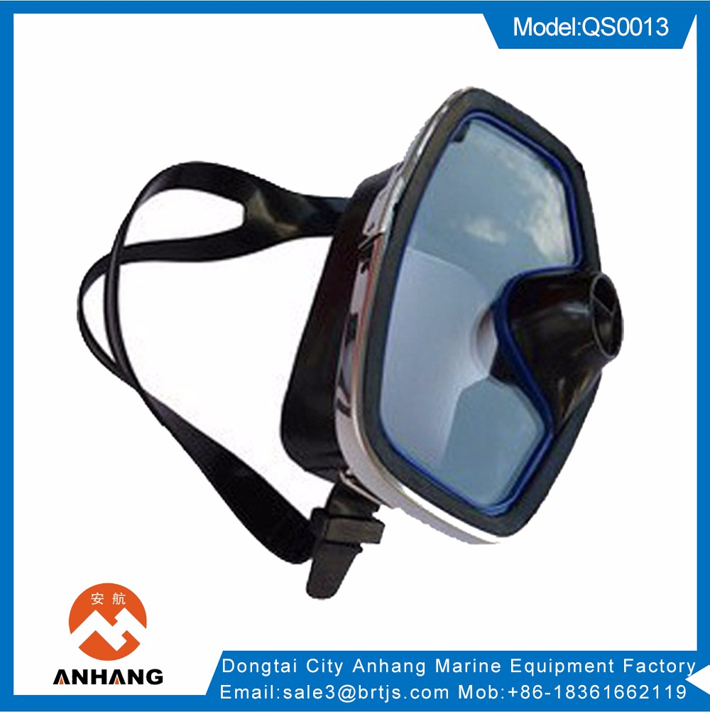 Adult scuba dive mask, China silicone diving mask