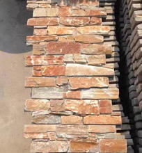 Natural Stone, Stone Finishing mesh back Stacked Stone for Wall Cladding