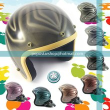 Helmet Jet Casco Casque motorradhelm helm motorcycle scooter vespa harley bike bicycle