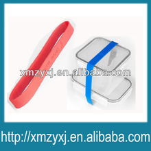 Kitchen Food Grade Silicone Food/Fruit/Vegetable etc.Bands