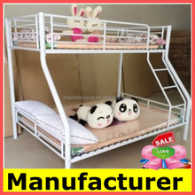 Hot Sale Triple Sleeper Bunk Bed/Twin Bunk Bed/Double metal bunk bed