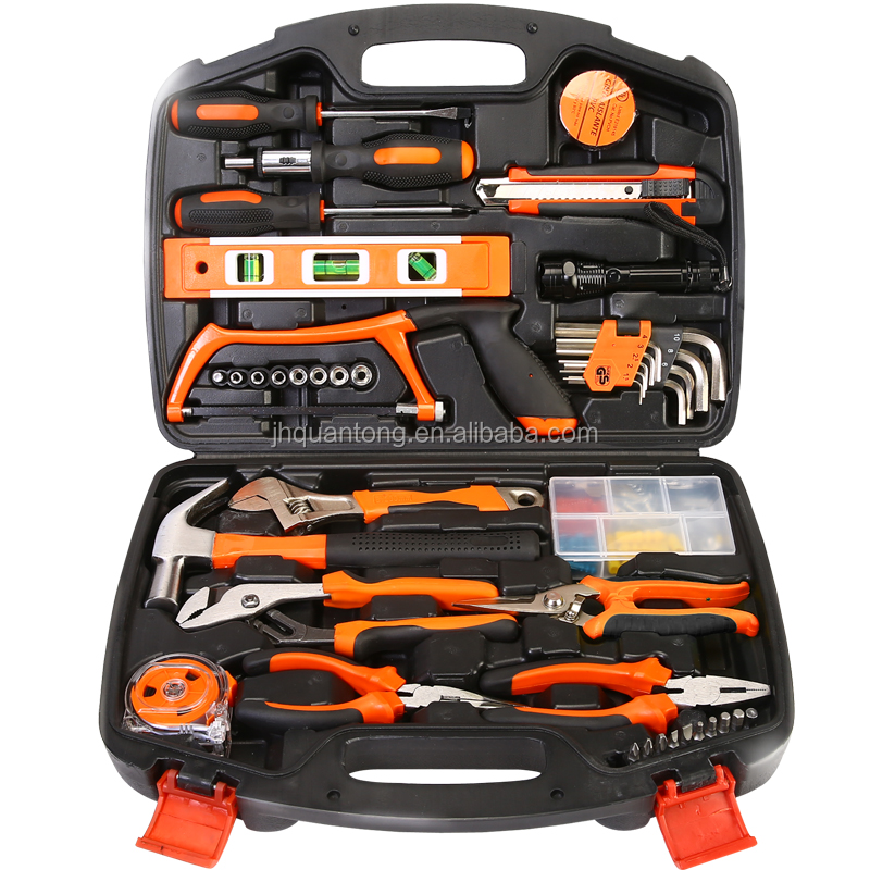hardware household hand tools hardware parts matalic tools full tool sets kit