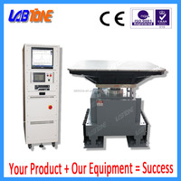 Air Spring Suspension Bump Testing Equipment For Packaged Freight