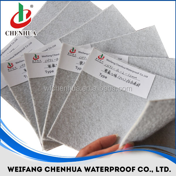 PVC roofing sheet, PVC waterproofing membrane, PVC sheet roll for waterproofing --- China factory directly
