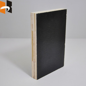 cheap price black brown recycled finger joint film faced board formwork sheet plywood