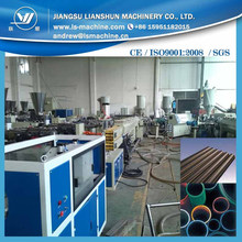 PPR glass fiber pipe making machine with price