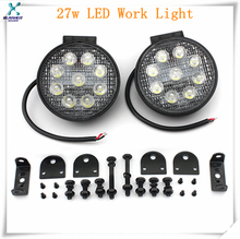 Best service cheap round 3'' 16w led work light