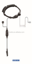 Headset earphone professional walkie talkie headsets (E8S3B-M-K)