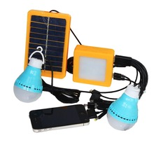 Mini solar Electricity Generating System For Home With Mobile Phone Charger Home Wind Solar Hybrid Power System