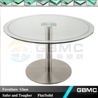 Laminated Outdoor Furniture Glass for dinning room