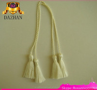 Decorative Double Silk Tassel Tiebacks / Double Tassel For sale